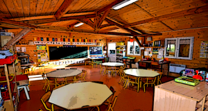 Salle de maternelle à l'école internationale
