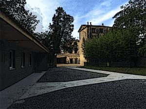 L'Ecole - le château